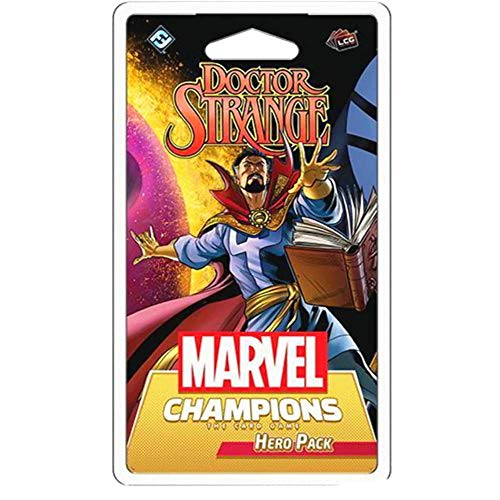 Marvel Champions The Card Game Dr. Strange Hero Pack | Strategy Card Game for Adults and Teens |...