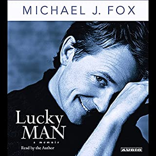 Lucky Man audiobook cover art
