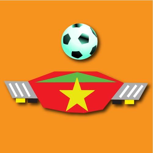 Toque Toque na Bola de Futebol - Copa
