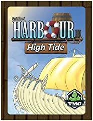 For 1-4 players. Ages 14+ 30-60 minute playing time Expansion. Requires harbor base Game to play.