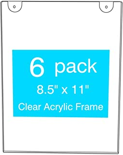 Best acrylic display poster Reviews
