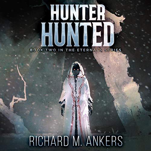 Hunter Hunted: Beneath the Arctic Ice cover art