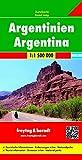 Argentinien, Autokarte 1:1.500.000