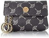 Joop! Damen Cortina Lenta Keycase Mh1f Schlüsselmäppchen, Grau (Darkgrey), 7x1x11 cm