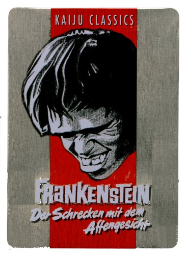 Frankenstein - Der Schrecken mit dem Affengesicht (+ CD)