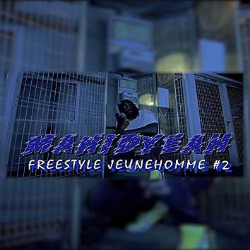 JeuneHomme #2 (Freestyle)