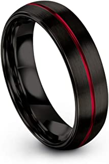 Best red line wedding band Reviews