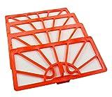 Hannets Kit d'accessoires Premium Neato I 4 filtres Neato XV Signature Pro de Remplacement Neato...
