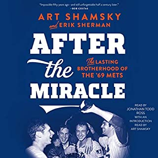 After the Miracle audiobook cover art