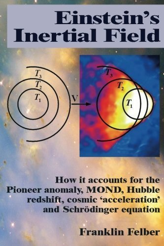 Einstein's Inertial Field: How it accounts for the Pioneer anomaly, MOND, Hubble redshift, cosmic...