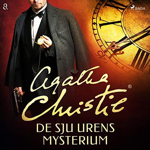 De sju urens mysterium audiobook cover art