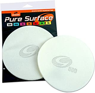 Genesis Pure Surface Pad 500 Grit- White