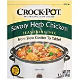 A blend of delicious, natural herbs and spices Combine with tender chicken and vegetables Add this seasoning to create a meal the whole family will love Easy to prepare Rich in flavor