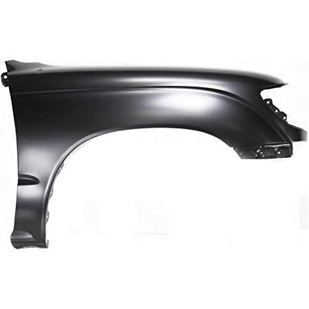 Front Fender Compatible with 2001-2005 Toyota RAV4 Passenger Side