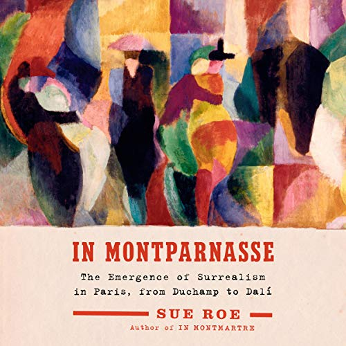 In Montparnasse cover art