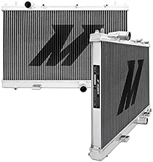 Mishimoto MMRAD-NEO-01 Dodge Neon SRT-4 Performance Aluminum Radiator Manual 2003-2005, Silver