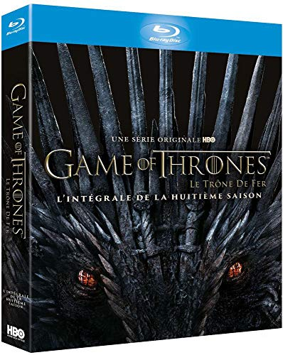 Game Of Thrones (Le Trône de Fer) - Saison 8 [Blu-ray]