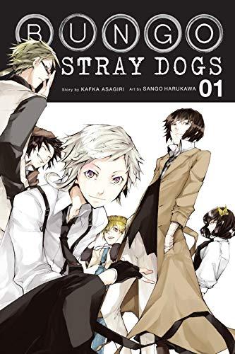 Bungo Stray Dogs Vol. 1 (English Edition)