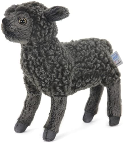 punto de venta de la marca Hansa Little Lamb Plush, 7, negro by Hansa Hansa Hansa  Sin impuestos