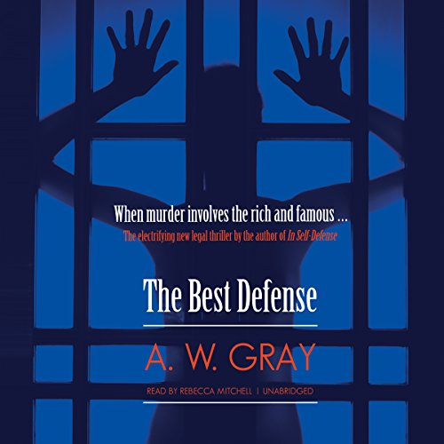 The Best Defense audiobook cover art
