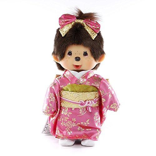 Monchhichi 256334 - Kimono Furisode Ribbon