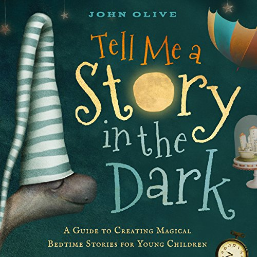 Tell Me a Story in the Dark cover art