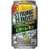 ストロングゼロ -196℃ ストロングゼロ ビターレモン 350ml 24缶