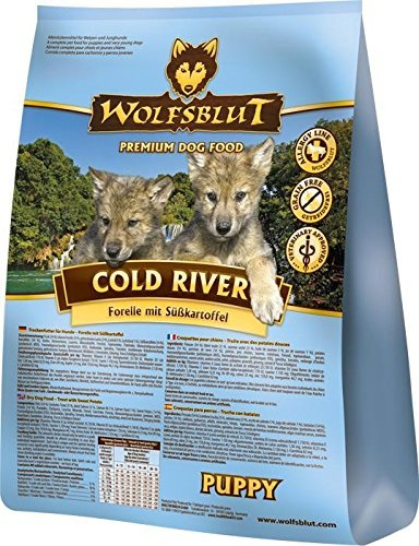 Wolfsblut | Cold River Puppy | 15 kg
