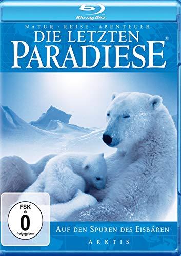 Die letzten Paradiese (Blu-ray) - Auf den Spuren des Eisbären (Arktis)