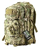 Zip Zap Zooom Army Military Tactical Combat Rucksack Backpack Bergen Molle Pack Bag