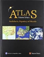 Atlas geográfico de Andalucía, España y el mundo