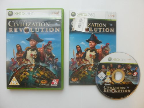 Sid Meier's Civilization: Revolution (Xbox 360) [video game]