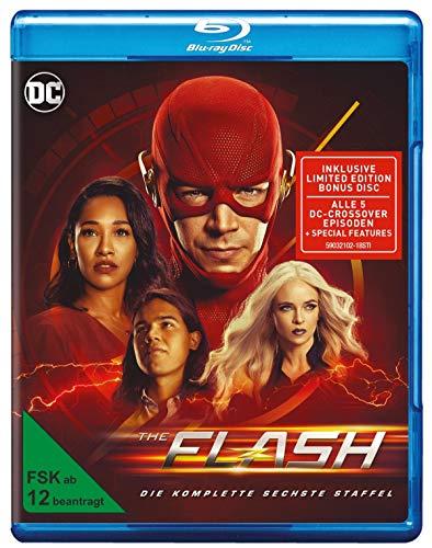 The Flash: Staffel 6 [Blu-ray]