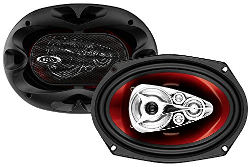 BOSS Audio Systems CH6950 Car Speakers - 600 Watts of Power Per Pair and 300 Watts Each, 6 x 9 Inch,...