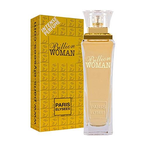 BILLION WOMAN Perfume para mujer Paris Elysees Eau de toilette 100 ml