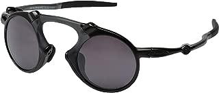 Oakley Men's Madman OO6019-05 Polarized Round Sunglasses