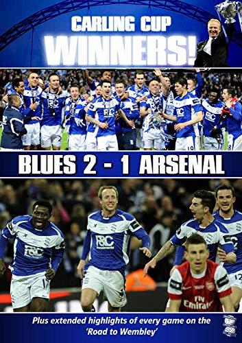 Birmingham City 2 Arsenal 1 - Carling Cup Final 2011 [DVD]