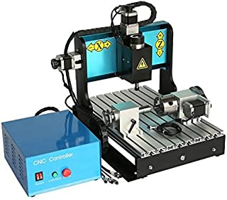 JFT 3040 600w+ 4 Axis +Usb Port +Mach 3 CNC Router/Carving/engraving Machine (4 Axis +600W)