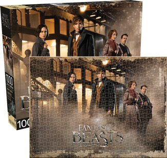 Fantastic Beasts and Where to Find Them(ファンタスティック・ビーストと魔法使いの旅)1000 Piece Jigsaw Puzzle(ジグソーパズル) [並行輸入品]