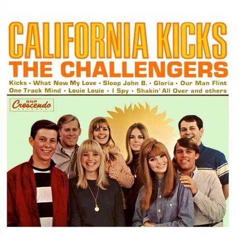 California Kicks by GNP Crescendo Records