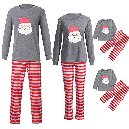 POLP niño Navidad Santa Claus Ropa niñas Unisex casa