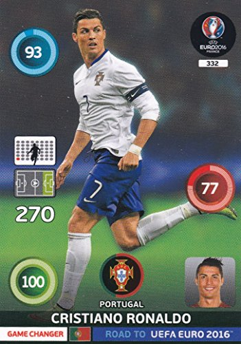 Panini Adrenalyn XL Road To UEFA Euro 2016 - Cristiano Ronaldo Game Changer by Adrenalyn XL