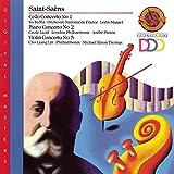 Saint-Saens: Cello Concerto No. 1 / Piano Concerto No. 2 / Violin Concerto No. 3