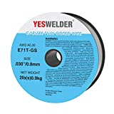 Product Image of the YESWELDER Flux Core Gasless Mig Wire, Mild Steel E71TGS.030-Diameter, 2-Pound Spool