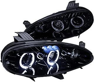 Spec-D Tuning LHP-MX501G-TM Black Projector Headlight (Gloss Housing Smoke Lens)