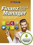 Lexware FinanzManager Deluxe 2022 Download Einfache Buchhaltungs-Software für private Finanzen und Wertpapier-Handel   Deluxe   PC Aktivierungscode per Email