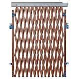 North States Industries 4623 Expandable Swing Gate, Tan Brown