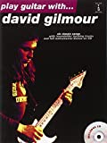 Play guitar with... david gilmour guitare+cd