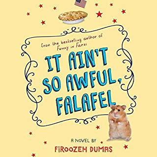 It Ain't So Awful, Falafel audiobook cover art