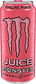 Monster Energy Juice - 6 - 16oz Cans  Pipeline Punch